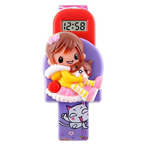 Digital Watches Lovely Toddler Wristwatch