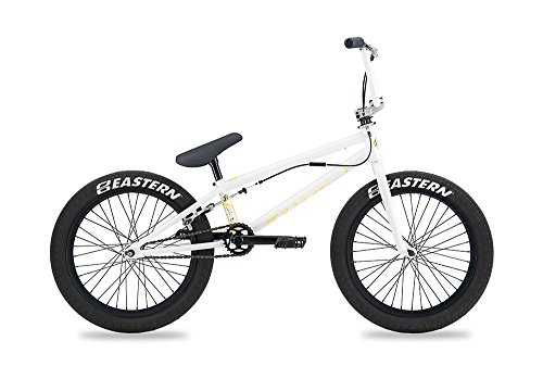 Eastern Bikes BMX Bike - Orbit White, 20""