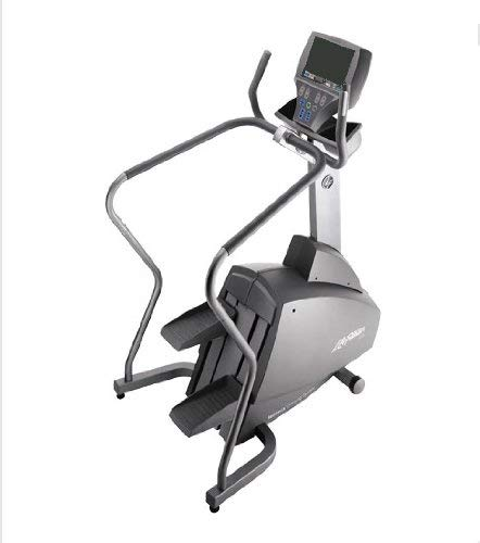 Life Fitness 95se Stair Climber (Renewed) (Life Fitness Stair Stepper)