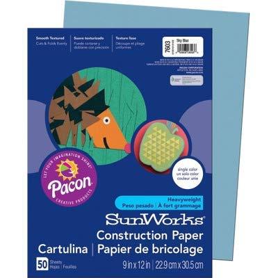 PAC7603 - SunWorks Groundwood Construction Paper