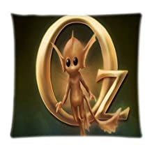 Alexander River Fairy - Oz The Great And Powerful Throw Pillow Cover Home Decorative Throw Pillowcase Square Zip Cover 18x18inch