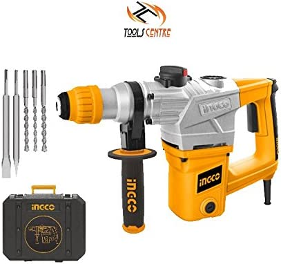 ToolsCentre Ingco 1050w breaker rotary hammer featured image 1