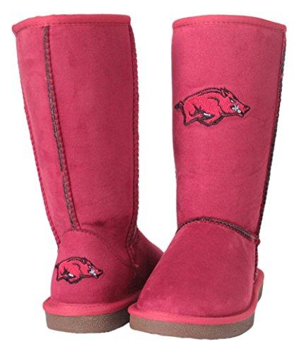 Cuce Shoes NCAA womens NCAA Boots/Varsity Boot Red 0ee1KSy8ZL