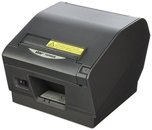 Star Micronics TSP800 Series Thermal Receipt Printer, USB, Gray by Star Micronics