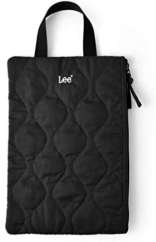 [リー] Lee シューズバッグ 女の子 かわいい 上履き入れ 女の子 おしゃれ キルティング ブランド 上履き袋 ファスナー 通園 通学 小学生