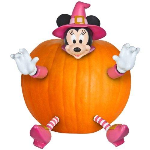 Gemmy Pumpkin Push In Minnie Mouse by Disney