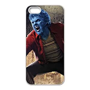 beast men days of future pastwide iPhone 5 5s Cell Phone Case White cover xlr01_7709275