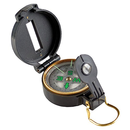 Homevision Technology Green Geometry Compass (DGA60187P)