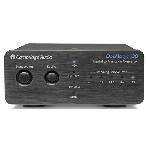 Cambridge Audio DacMagic 100 Digital to Analogue Converter for sale  Delivered anywhere in USA