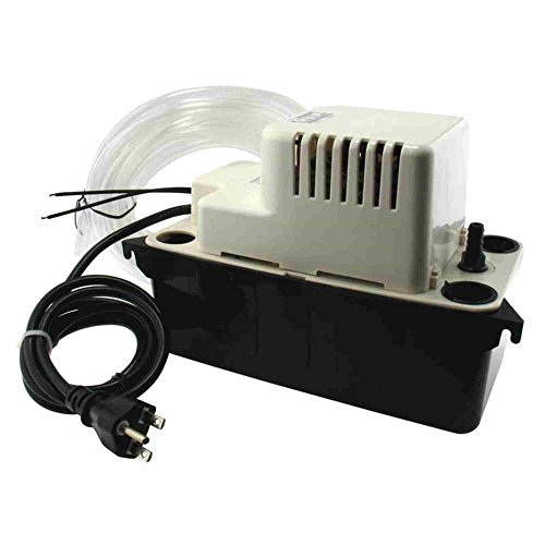 Little Giant 554461 VCMA-20ULST-230 Condensate Removal Pump, 230V