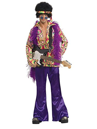 Men's Purple Daze Costume ()