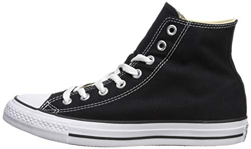 Chuck Taylor All Star Canvas High Top, Black, 4 M US by Converse (Image #5)