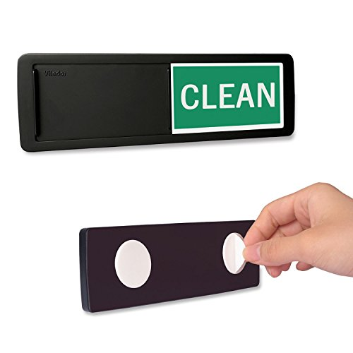 Cool Kitchen Signs: Nano Shield Dishwasher Magnet Clean Dirty Sign, 2018 New