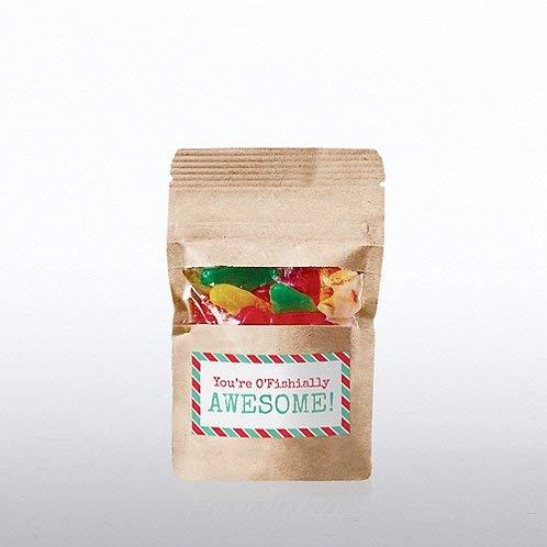 (Motivating Swedish Fish Candy Bag -