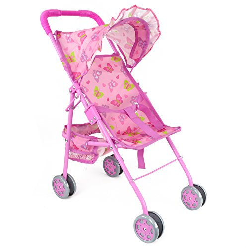 Children S Baby Doll Stroller - 4