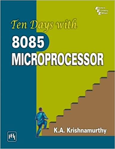 8085 Microprocessor By B Ram Ebook
