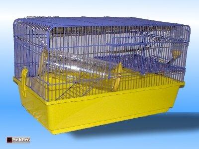 Ratas Jaula 60 cm Salamandra roedores Giorgio jaulas plataformas ...