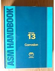 Asm Handbook: Corrosion