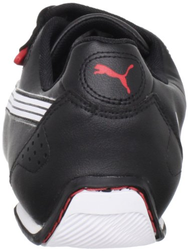 185999 Risk Unisex MOVE 002 Puma Black adulto Scarpe High sportive REDON White Red P1wqfxaUnE