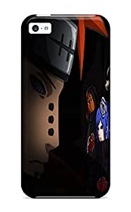 2614319K39074557 Iphone 5c Case Cover - Slim Fit Tpu Protector Shock Absorbent Case (akatsuki)