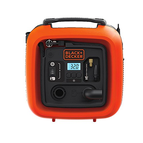 Black & Decker BDINF12C 12V Multipurpose Inflator