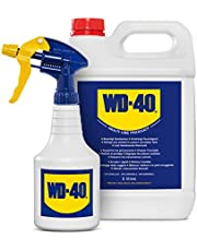WD-40 Multifunktionell olja, 5 liter
