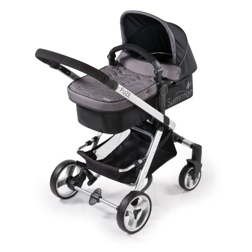 Amazon.com : Summer Infant Fuze Stroller Bassinet (Discontinued by ...