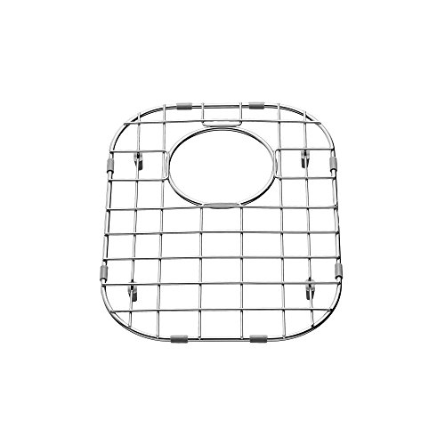 (American Standard 8446.312000S.075 Portsmouth 60/40 Double Grid-Right Bowl, Stainless Steel)