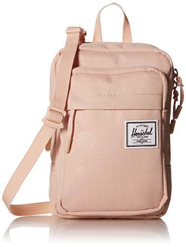 (Herschel Form Large Cross Body Bag, Polka Cameo Rose, One)
