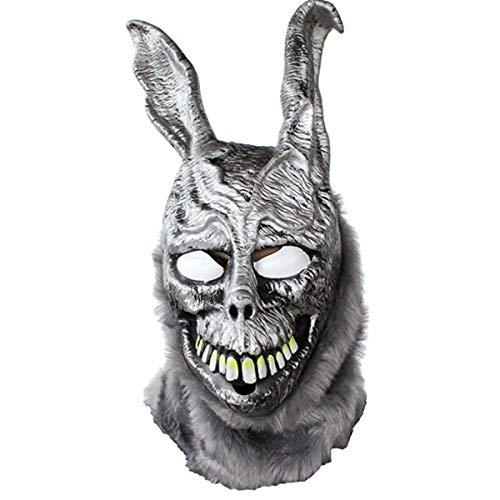 hotcoser Donnie Darko Frank Mask Halloween Full Face