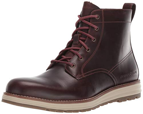 Cole Haan Men's Original Grand Boot Water Proof Fashion, Brown, 10.5 M US (Chukka Boots Cole Haan)