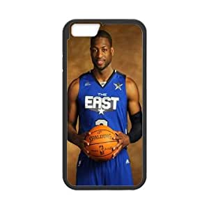 Dwyane Wade iPhone 6 Plus 5.5 Inch Cell Phone Case Black Phone cover R49372616