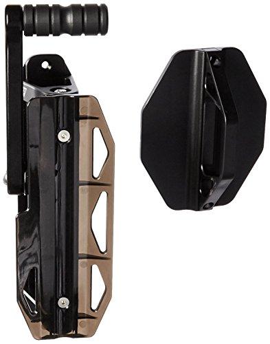 turn bike holder storage rack