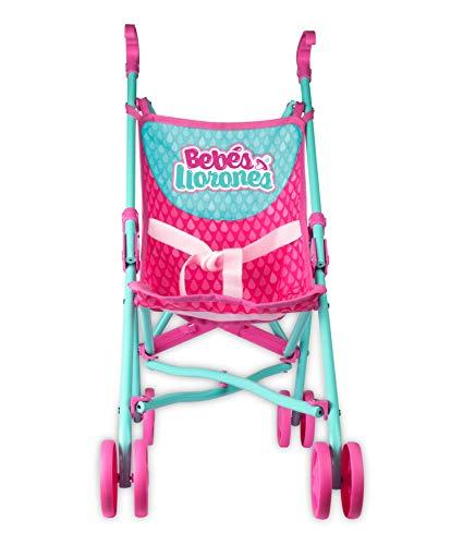 IMC Toys - Bebes Llorones, Sillita de paseo (99999) , color/modelo surtido