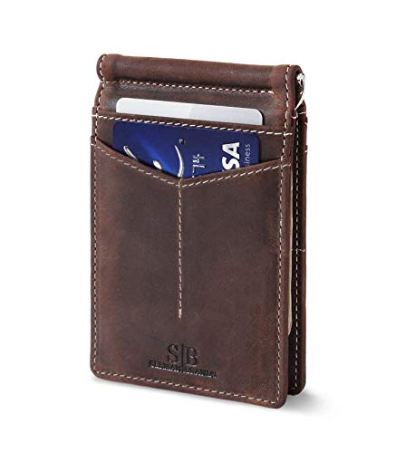 SERMAN BRANDS Blocking Wallet Bifold