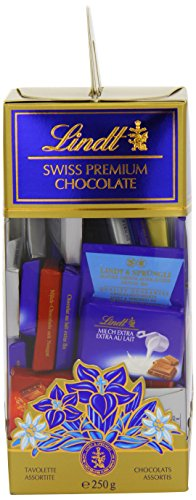 Lindt - Assorted Napolitains - 250g (Case of 8) by Lindt