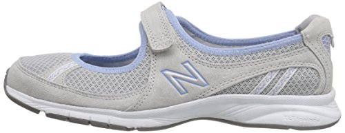 888098228595 - New Balance Women's WW515 Walking Shoe,Grey/Blue,8.5 2A US carousel main 4