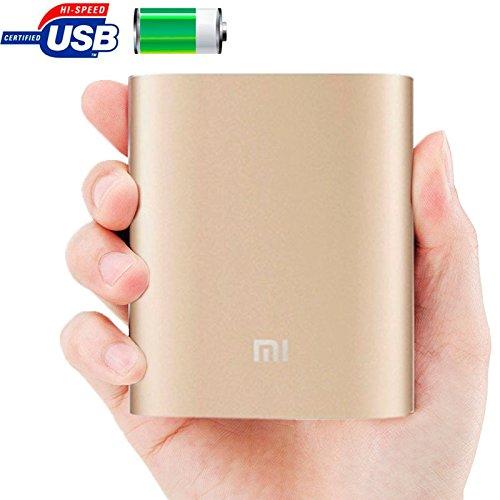 Xiaomi 10400 mAh USB cargador de batería externo portátil ...