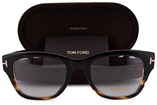 Tom Ford FT5379 Eyeglasses 51-20-145 Black 005 FT 5379 For - Ford Tom Angelina Sunglasses