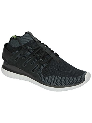 blanc Adidas Primeknit Noir S74917 Originals Nova Noir Baskets Tubular Hommes qqvfZBw
