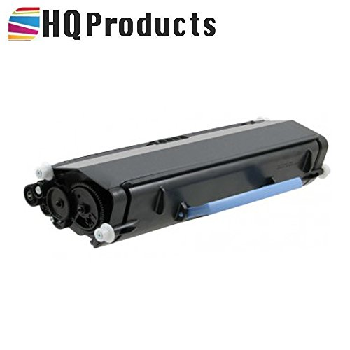 HQ Products Premium Compatible Replacement for Dell 310-7025 (H3730 / Y5009) Black Laser Toner Cartridge for use with Dell 1700, 1700N, 1710, 1710N Series Printers. ()