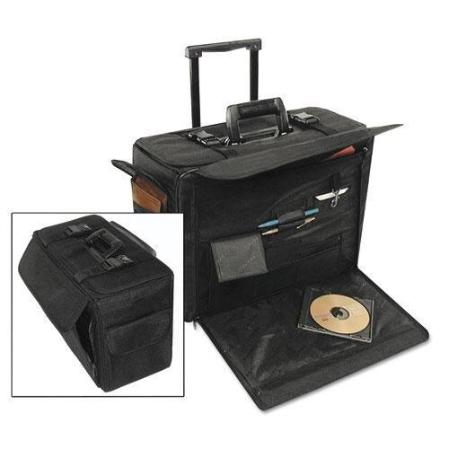 STB261710BLK - Stebco Carrying Case (Roller) for 17 Noteb...