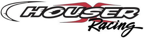 (Houser Racing Regular Travel A-Arms - Gloss Black +2in. W, +0in. Forward 040113)