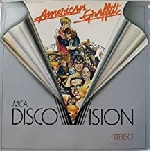 American Graffiti LASERDIC (NOT A DVD!!!) CAV Full Feature Format) (Full Screen Format) Format: Laser Disc