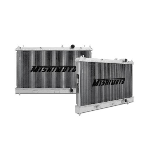 Mishimoto MMRAD-NEO-96 Manual Transmission Performance Aluminium Radiator for Dodge Neon MT (Dodge Neon Manual Transmission)