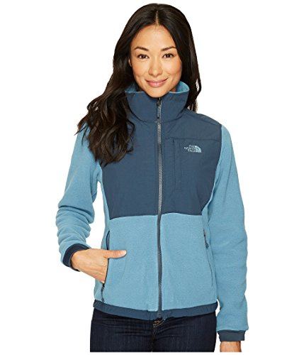 The North Face Women's Denali 2 Jacket (X-Small, Provincial Blue/Ink Blue)