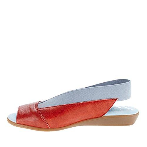 Cloud 2568 Shoes Womens Calibre Slide Red Blue