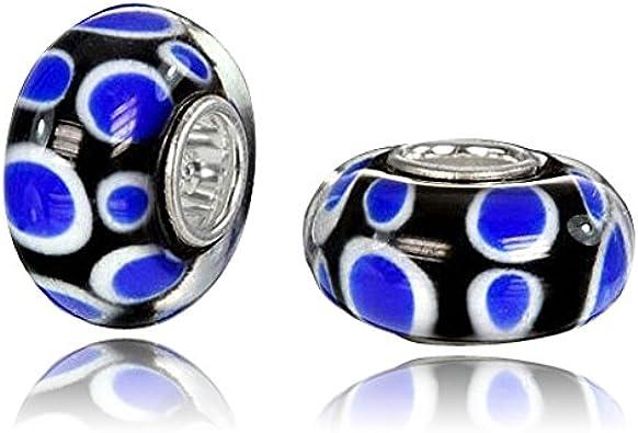 perles murano argent pandora