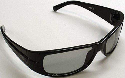 VWP 793573851123 The Child Racing Strip Black Stylish Universal 3D Passive Glasses work with passive 3D Televisions and 94% of all Movie Theaters in the United States, Black