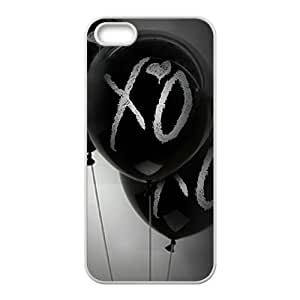 XO balloon Cell Phone Case for iPhone 5S